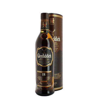 Glenfiddich, 18 Years