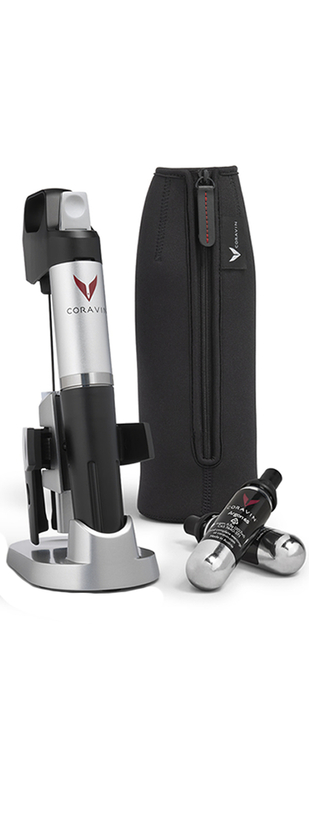 Coravin, Coravin Model Eight + 2 cartouches