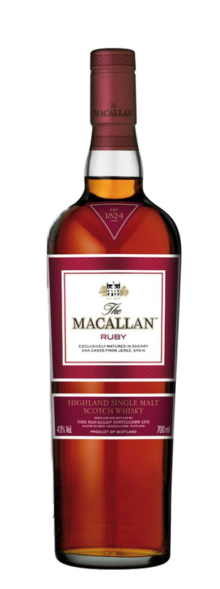 The Macallan, Ruby