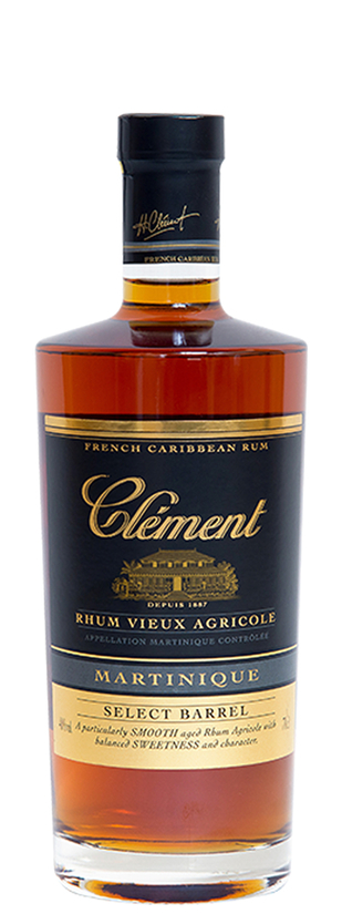 Clément, Select Barrel