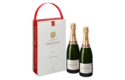 Laurent Perrier, Coffret Bipack