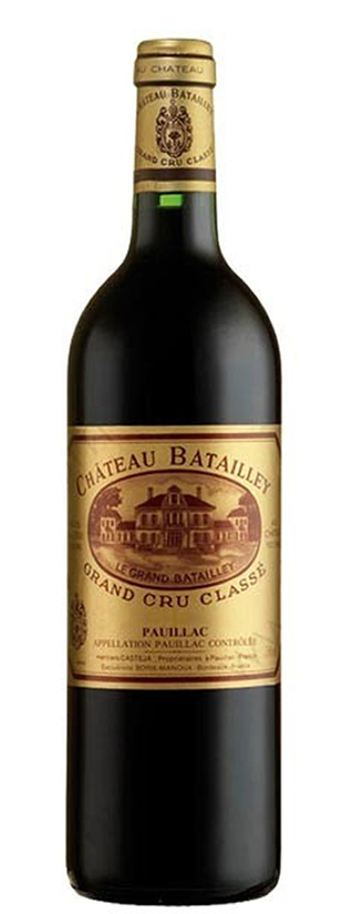 Château Batailley, 1986