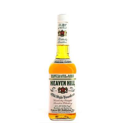 Heaven Hill, Old Style Bourbon Charcoal Filtered