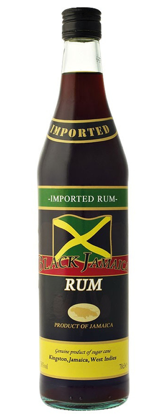 Black Jamaica, (Jamaique)