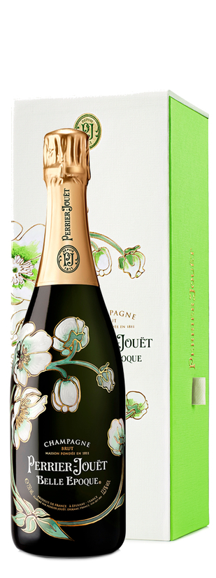 Perrier-Jouët, Belle Epoque en coffret, 2007