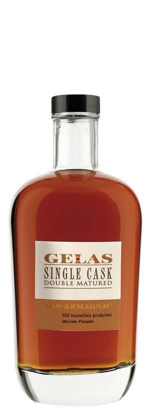 Maison Gélas, Single Cask Double Maturated Fûts Pacherenc Montus 8 ans