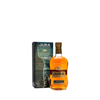The Isle of Jura, Prophecy