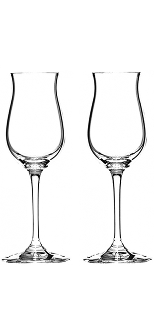riedel lot de 2 verres vinum cognac armagnac lavinia. Black Bedroom Furniture Sets. Home Design Ideas