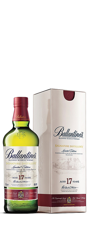 Ballantine's, 17 Year Old Signature Distillery Miltonduff Edition