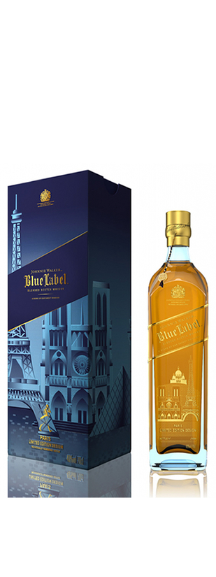 Johnnie Walker, Blue Label Edition Paris