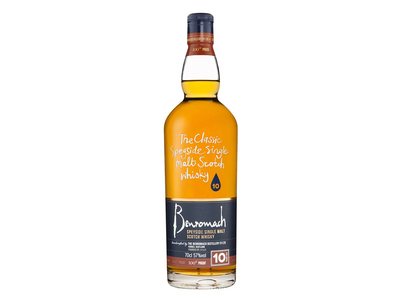 Benromach, 10 ans 100 proof