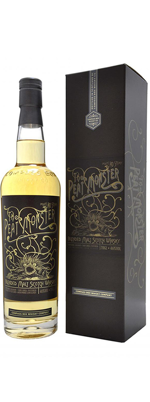 Compass Box, The Peat Monster
