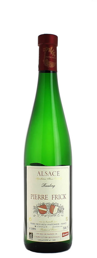 Pierre Frick, Riesling, 2013