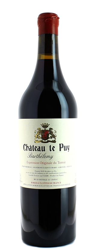 Chateau Le Puy, Barthelemy, 2008