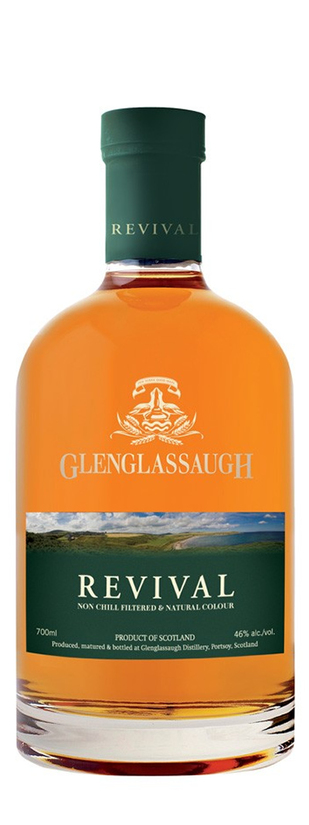 Distillerie Glenglassaugh, Revival