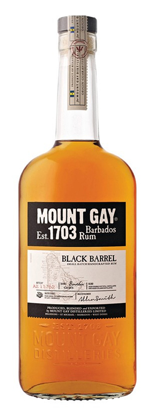 Mount Gay, Black Barrel