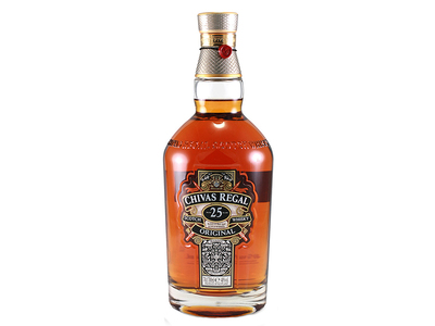Chivas Regal, Regal 25 ans