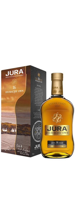 The Isle of Jura, Aged 16 Years