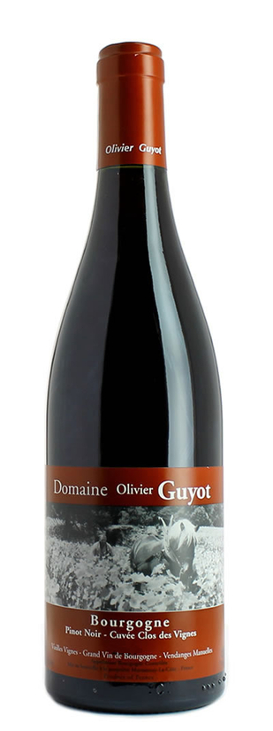 Domaine Olivier Guyot, 2013