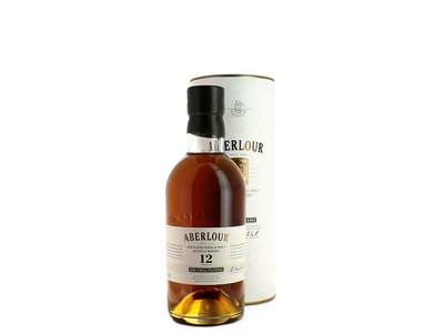 Aberlour, 12 years Old Un Chill-Filtered