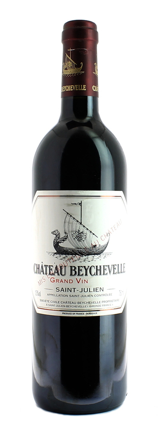 Château Beychevelle, 2015
