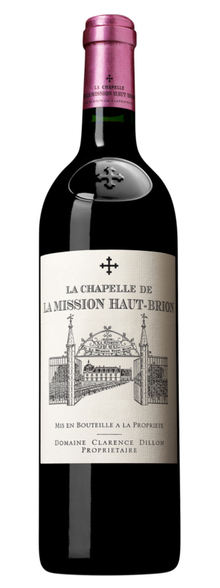 La Chapelle de La Mission Haut, 2nd vin du Château la Mission-Haut-Brion, 2015