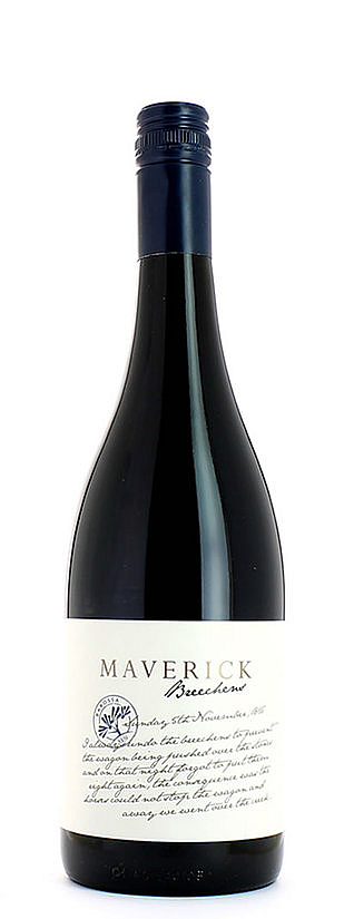 Maverick, Breechens Shiraz, 2014