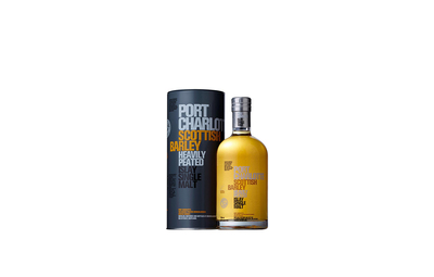 Bruichladdich, Heavily Peated