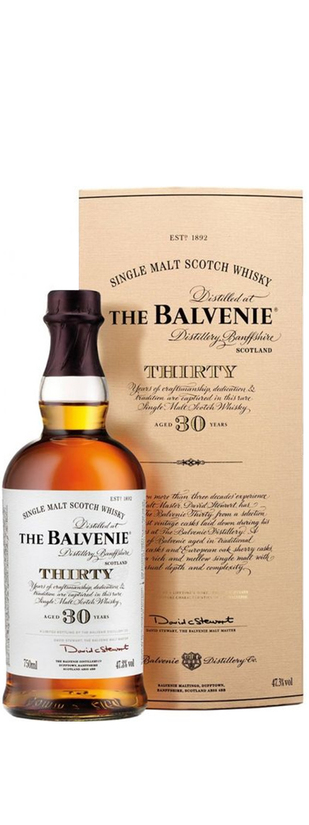 The Balvenie, Double Wood 30 years Old