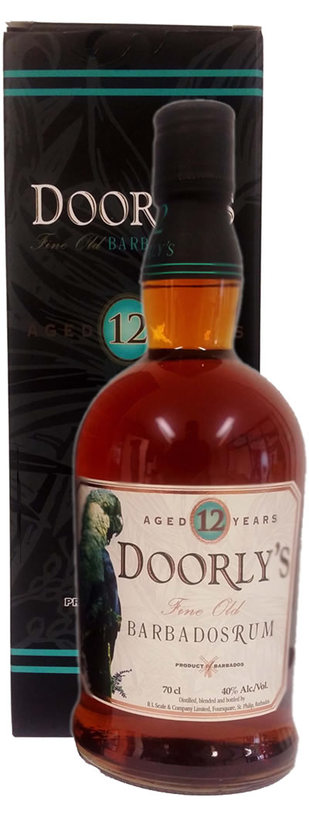 R.L Seale's Foursquare Distillery, Doorly's 12 ans