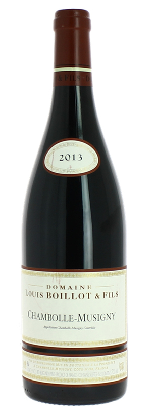 Domaine Louis Boillot, Chambolle-Musigny Louis Boillot, 2013