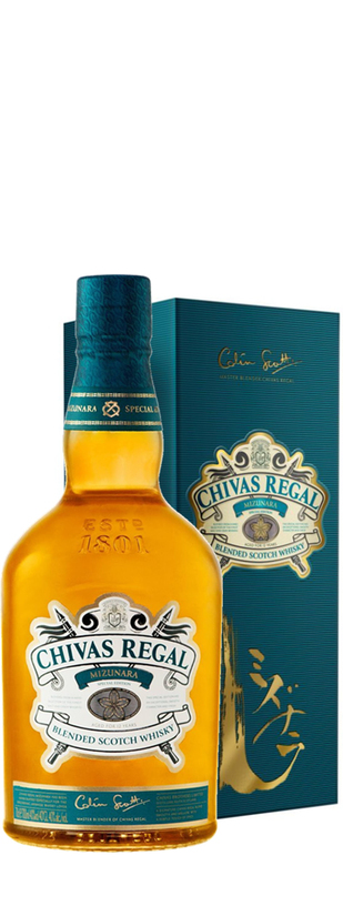 Chivas Regal, Mizunara