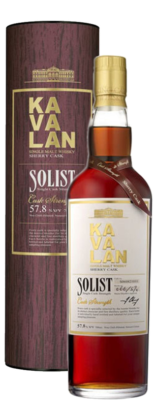 Kavalan, Fino Sherry Cask Of