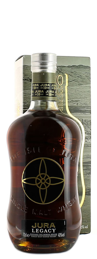 The Isle of Jura, Aged 10 Years Legacy