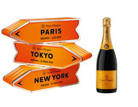 Veuve Clicquot Ponsardin, Arrow