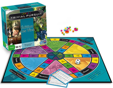 Trivial Pursuit, Edition des Vins