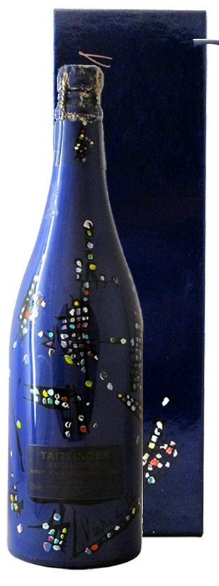 Taittinger, Collection Da Silva, avec étui, 1983