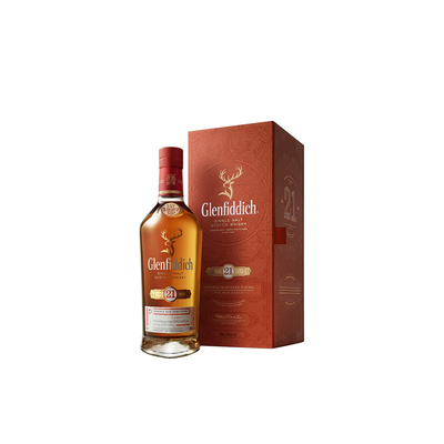 Glenfiddich, Gran Reserva 21 Years