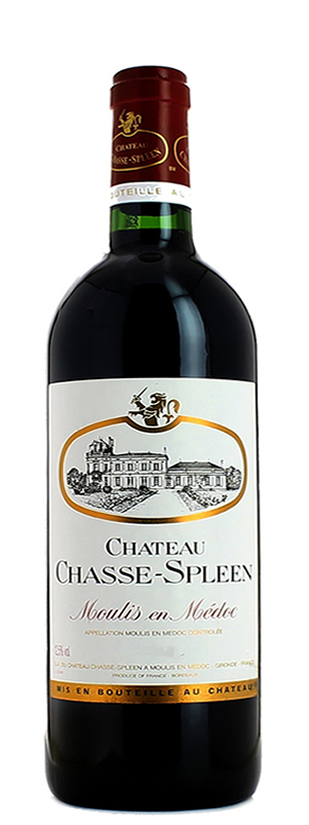 Château Chasse-Spleen, 2016