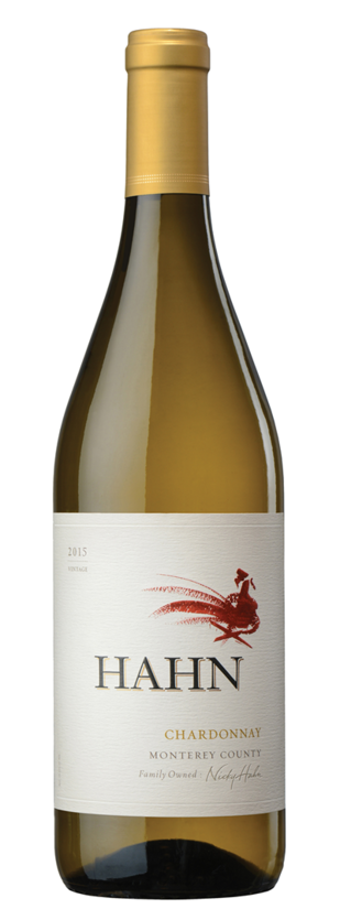 Hahn Winery, Chardonnay, 2015