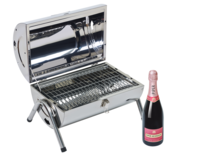 Piper-Heidsieck, Rosé Sauvage avec barbecue