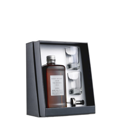 Nikka, Coffret Nikka From The Barrel + 2 Shot Evolution