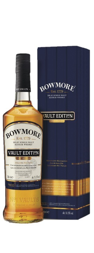 Bowmore, Vault Edition Altantic sea
