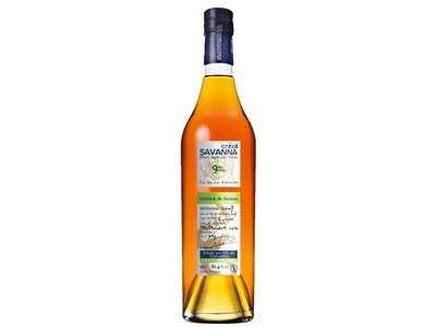 Savanna, 9 ans Brut de fut calvados Finish