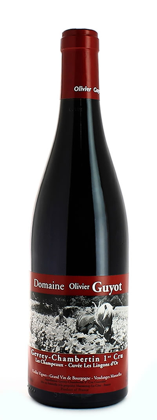 Domaine Olivier Guyot, 2015