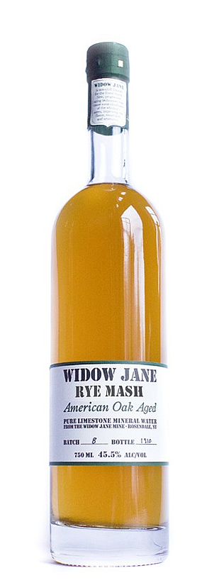 Widow Jane, Widow Jane Rye Mash