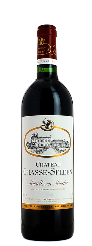 Château Chasse-Spleen, 1990