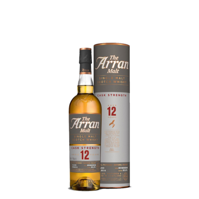 Isle of Arran Distillers, 12 ans