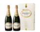 Perrier-Jouët, Grand Brut, Coffret Twin Pack