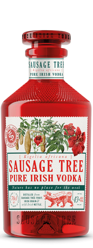 Sausage Tree, Pure Irish Vodka